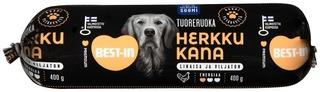 Best-In Herkku Kana Koiran Tuoreruoka 400G