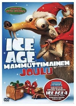 Dvd Ice Age Mammuttimain