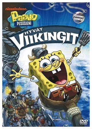 Dvd Paavo Pesusieni: Hyvät Viikingit