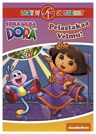 Sf Film Dvd Seikkailija Dora 20