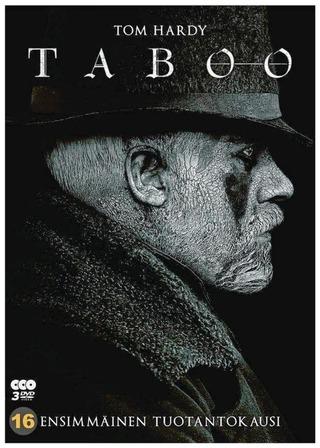 Dvd Taboo - Kausi 1