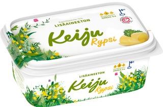 Keiju Rypsi Rypsiöljy-Kasvirasvalevite 75 % 400 G