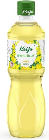 Keiju Rypsiöljy 1 L