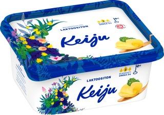 Keiju Laktoositon kasvirasvalevite 70 % 600 g