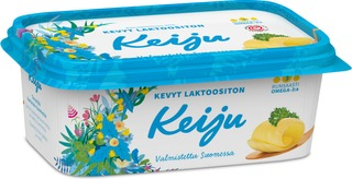 Keiju Kevyt Laktoositon Kasvirasvalevite 35 % 400 G