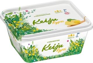 Keiju Rypsi Rypsiöljy-Kasvirasvalevite 75 % 600 G