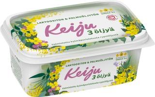 Keiju 3 Öljyä Rypsiöljymargariini 60 400 G