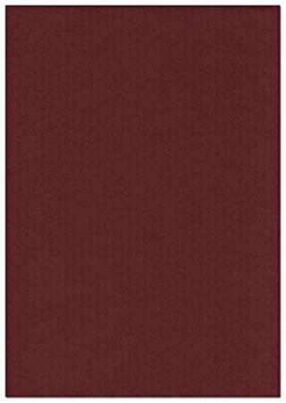 Karto Kartonki Tummanpunainen 50X70cm 220Gsm 5Ark/Pss