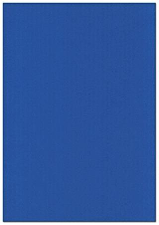 Karto Kartonki Kirkkaansininen 50X70cm 220Gsm 5Ark/Pss