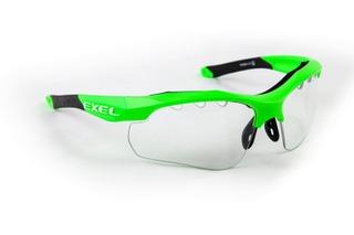 Exel Sb-Suojalasit X100 Eye Guard Jr Green