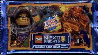 Lego Nexo Knights Keräilykortit