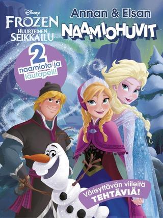 Disney Frozen Huurteinen Seikkailu