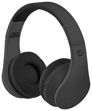 Macs Md5 Bluetooth-Kuulokkeet Fm-Radiolla Harmaa