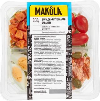 Savulohi-Ryytisinappisalaatti 350 G