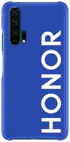 Honor 20 Pro Pc Cover Blue
