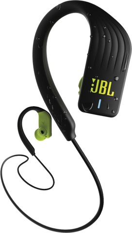 Jbl Endurance Sprint Bluetooth-Urheilukuulokkeet Vedenkestävä Lime