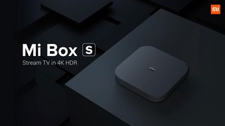 Mi Box Tv Mediatoistin S 4K Android