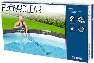 Flowclear uima-altaan puhdistussetti 203 cm