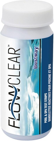 Flowclear Pool & Spa testiliuskat