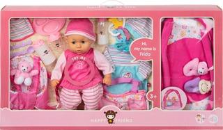 Hf 40/Frida Doll Gift Set B/O