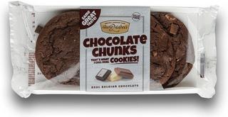 Aunt Mabel's Kolmen Suklaan Cookie 4X50g