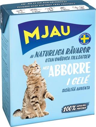 Mjau Ahventa hyytelössä 380g kissanruoka