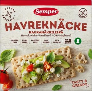 Semper Gluteeniton Kauranäkkileipä 215G