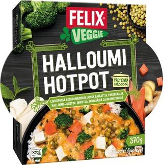Felix Veggie Halloumi Hotpot Kasvisateria 370G