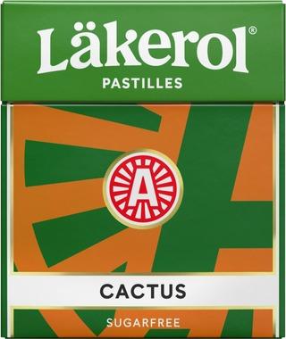 Läkerol Classic Cactus Pastilli 25G