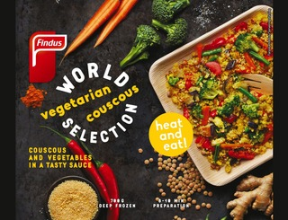 Findus World Selection Vegetarian Couscous 700g, pakaste