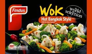 Findus Wok Hot Bangkok 450G, Pakaste