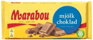 Marabou Mjölkchoklad Suklaalevy 200G
