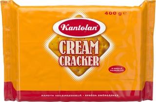 Kantolan Cream Cracker Voileipäkeksi 400G