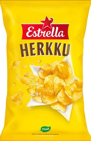Estrella Herkku Chips 275g