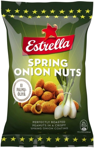 Estrella Spring Onion Nut 140G
