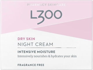 L300 Intensive Moisture Night Cream+ Dry Skin Kuivan Ihon Yövoide 50Ml