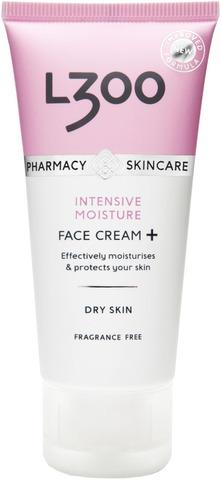 L300 Intensive Moisture Face Cream + Dry Skin Kuivan Ihon Kasvovoide 60Ml