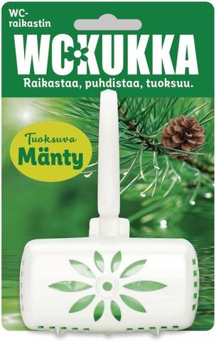 Wc Kukka Mänty Wc-Raikastin 50G
