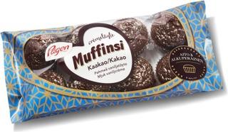 Pågen Crémetäytemuffinsi Kaakao Täytemuffinsit 240G 8Kpl