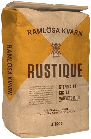 Ramlösa Kvarn Rustique 2Kg Erikoisvehnäjauho