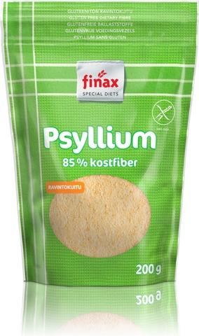 Finax 200G Psyllium Gluteeniton Ravintokuitu