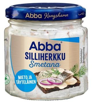 Abba Msc Silliherkku Smetanasilli 220G