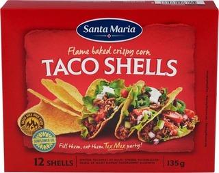 Santa Maria 135G Taco Shells