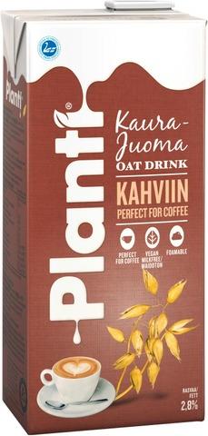 Planti Kaurajuoma Kahviin 0,75l