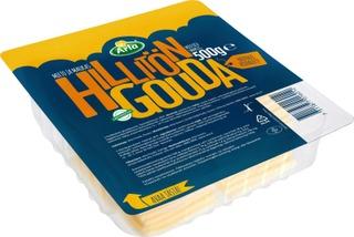 Arla hillitön 500g Gouda viipale juusto