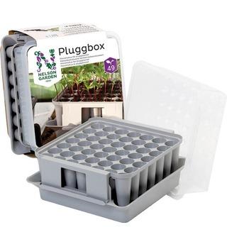 Nelson Garden Pienoiskasvihuone Pluggbox