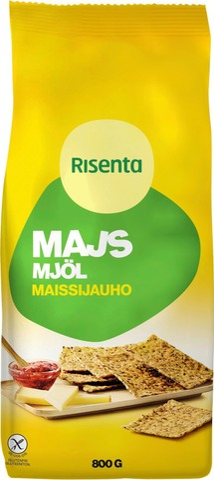 Risenta Maissijauho 800g