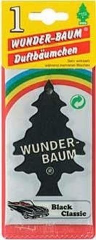 Ilmanraikastin Black Classic Wunder-Baum