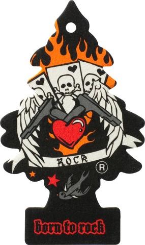 Wunderbaum Classic Born To Rock Hajuste