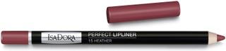 Isadora Perfect Lipliner 1,2 G Huultenrajauskynä Heather